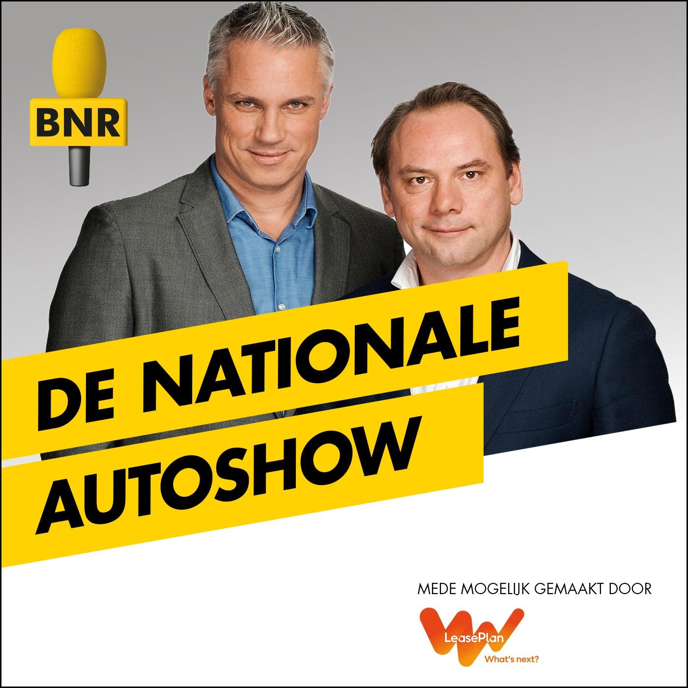 De Nationale Autoshow   BNR logo