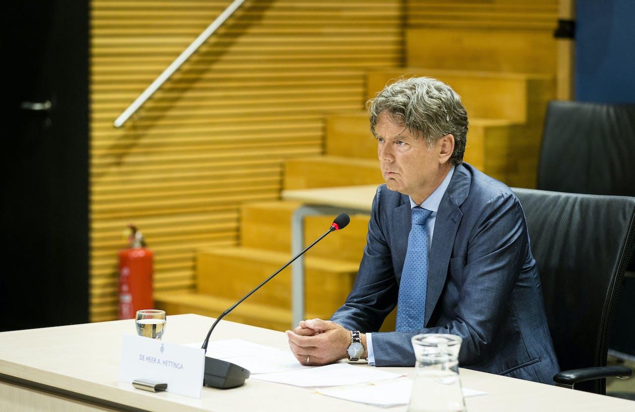 Anne Hettinga, bestuursvoorzitter van Arriva Nederland en voormalig statutair directeur financien van Arriva.