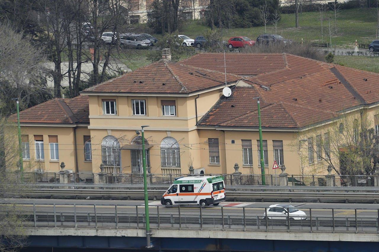 Ziekenhuis in Milaan