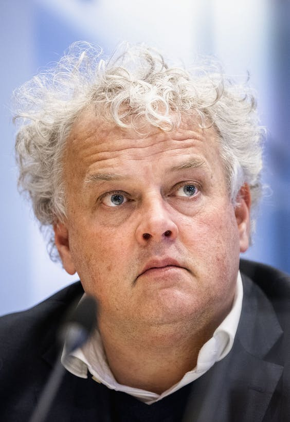 Voorzitter Rober Willemsen van Koninklijke Horeca Nederland