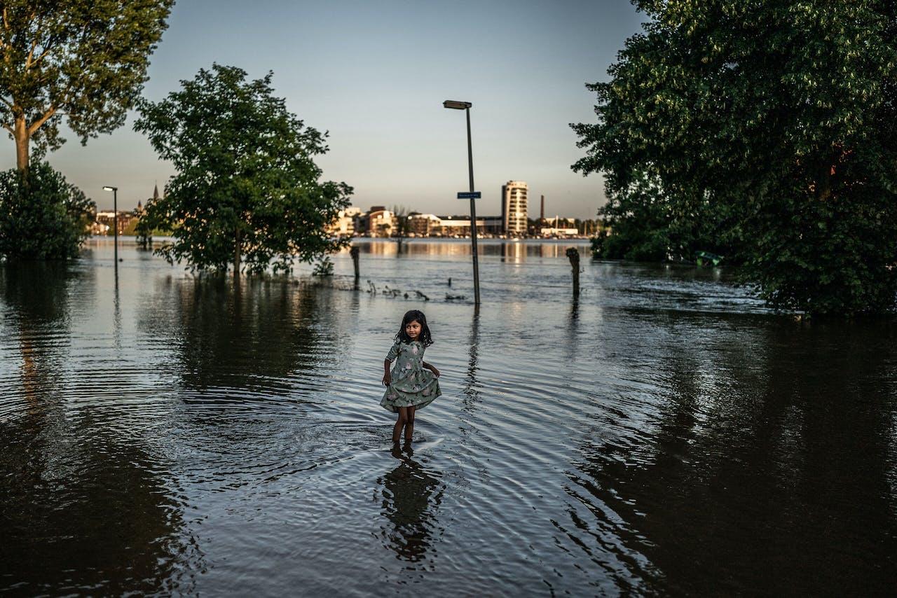 17/07/21 | Gemeente Venlo bereidt zich voor op mogelijke overstromingen van de Maas.