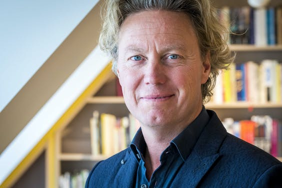 CEO Wouter Kolk.
