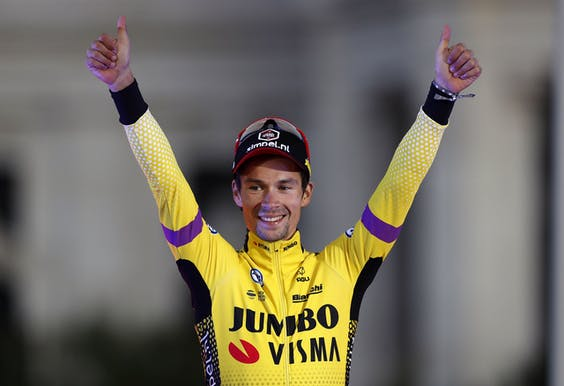 Ook een mogelijk co-sponsorschap door HEMA van de schaats- en wielerploeg Team Jumbo-Visma is onderwerp van de lopende gesprekken.