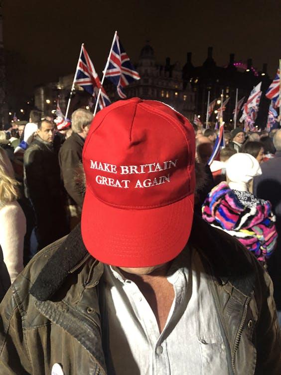 Pro-Brexit Britten