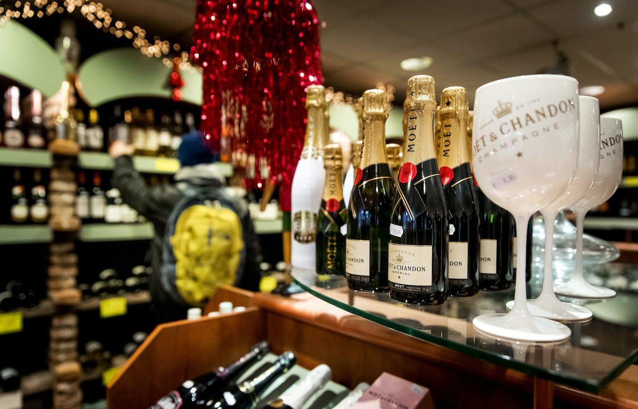 De drankenhandel heeft het best zwaar in coronatijd