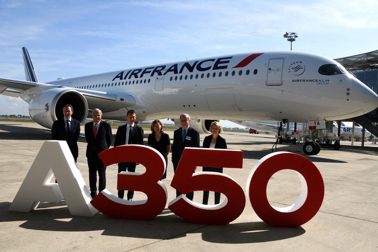 Air France-toestel