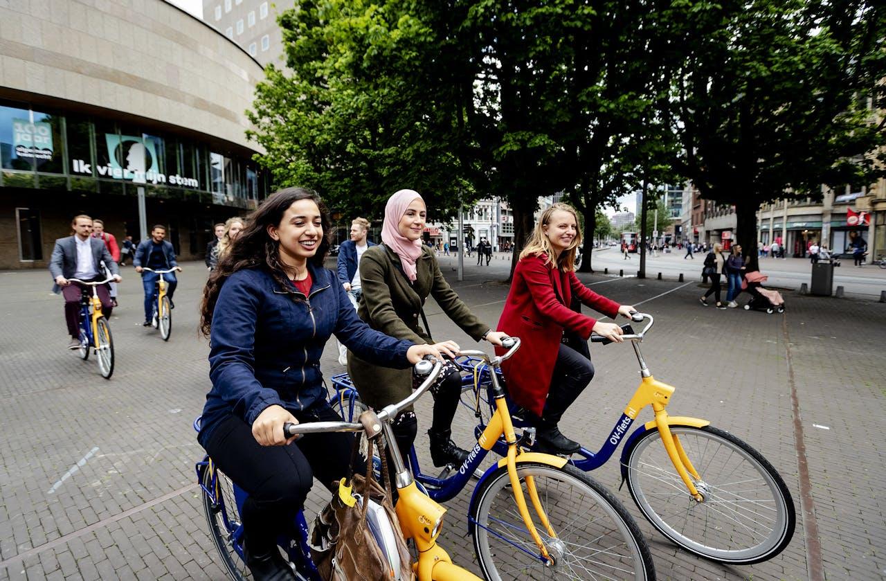 Jongerenorganisatie Coalitie-Y vraagt premier Mark Rutte om invoering van een generatietoets