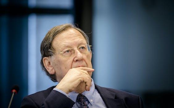 Nout Wellink, voormalig president DNB