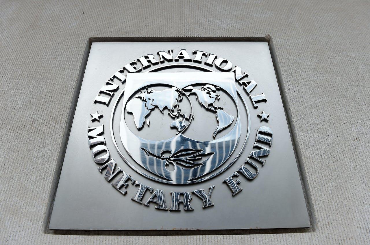 Het gebouw van het IMF