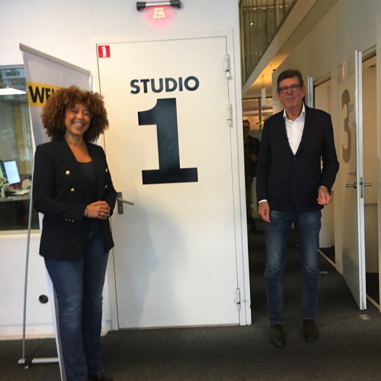 Diana Matroos en Marius Touwen