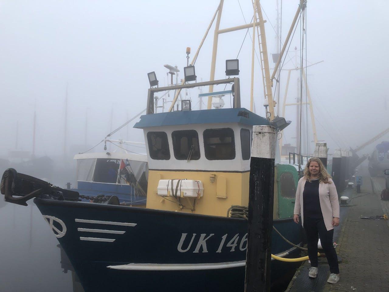 Anja Keuter van Live Seafood