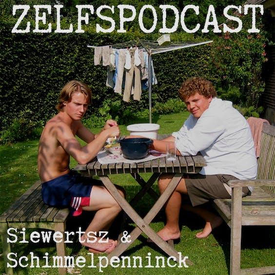 Zelfspodcast, de nummer 1 in de Dutch Podcast Top 20