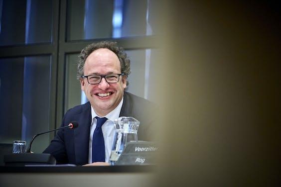 Minister Wouter Koolmees van Sociale Zaken en Werkgelegenheid