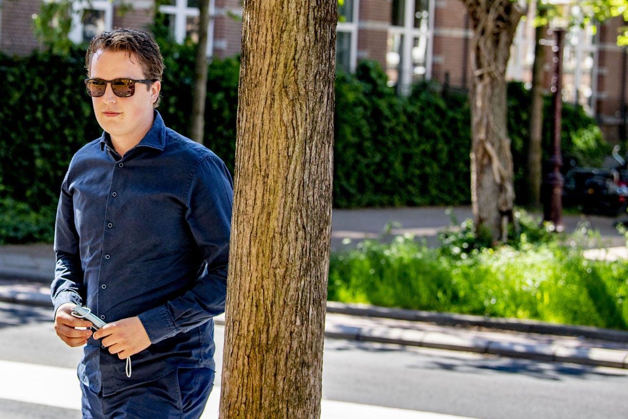Ondernemer Sywert van Lienden