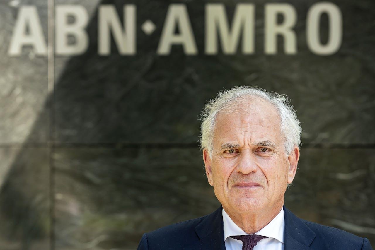 Tom de Swaan, president-commissaris van ABN AMRO