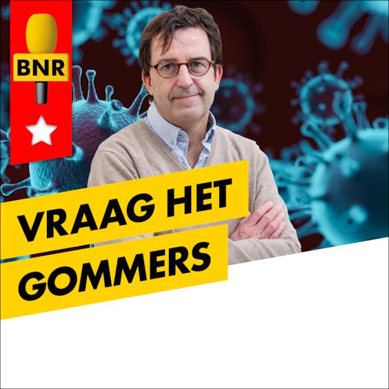 Vraag het Gommers is een podcast van BNR