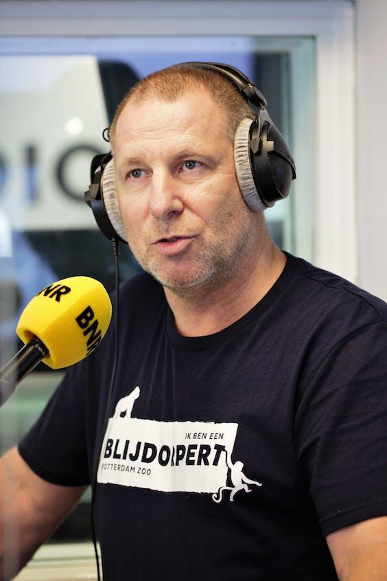 Erik Zevenbergen van Diergaarde Blijdorp