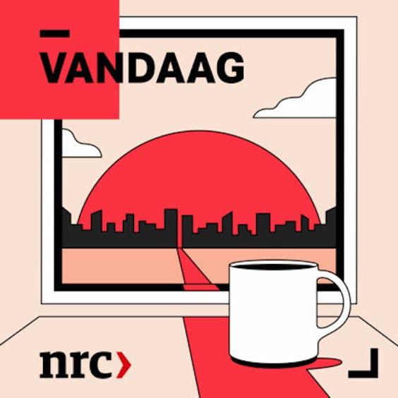 NRC Vandaag, Nummer 1 in de Dutch Podcast Top 20 van 8 januari 2021