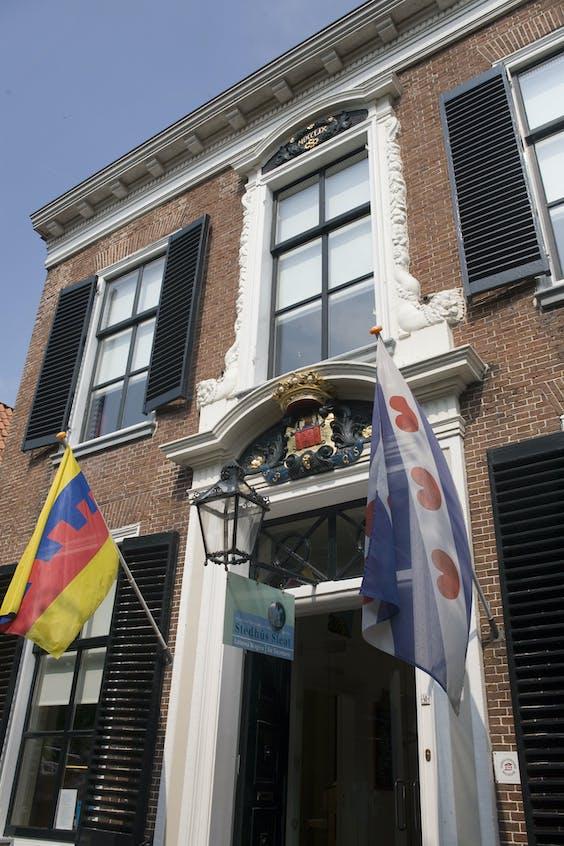 Sloten, Friesland, een van de elf Friese steden: Museum Stêdhus Sleat