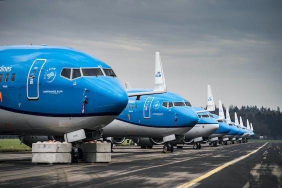 'Kabinetsbesluit kost duizenden banen KLM'