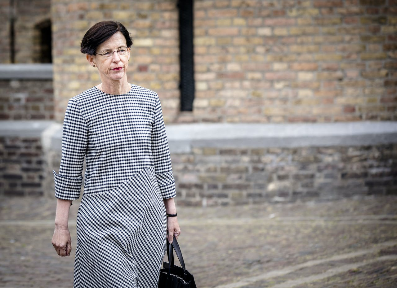 Laura van Geest, directeur van het Centraal Planbureau