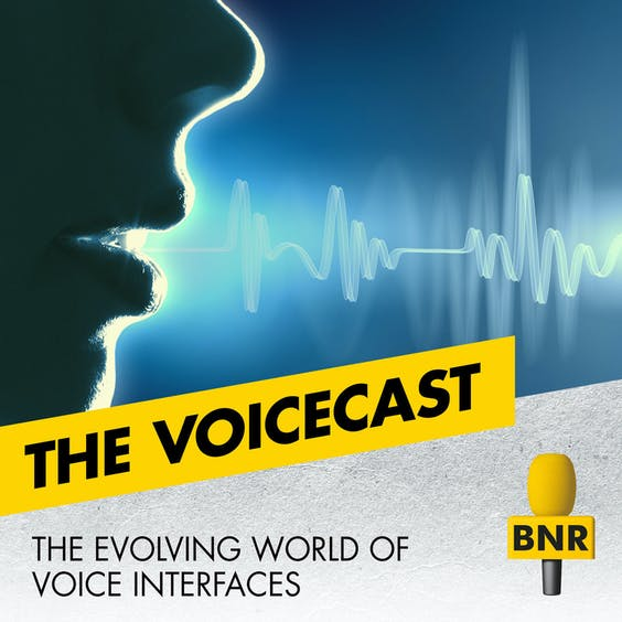 The Voicecast, a podcast on voice interfaces with your hosts Sam Warnaars and Maarten Lens-FitzGerald