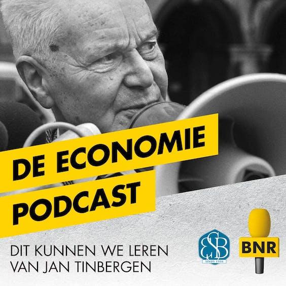 De podcast Tinbergen en de economie van morgen is een samenwerking tussen BNR en ESB.