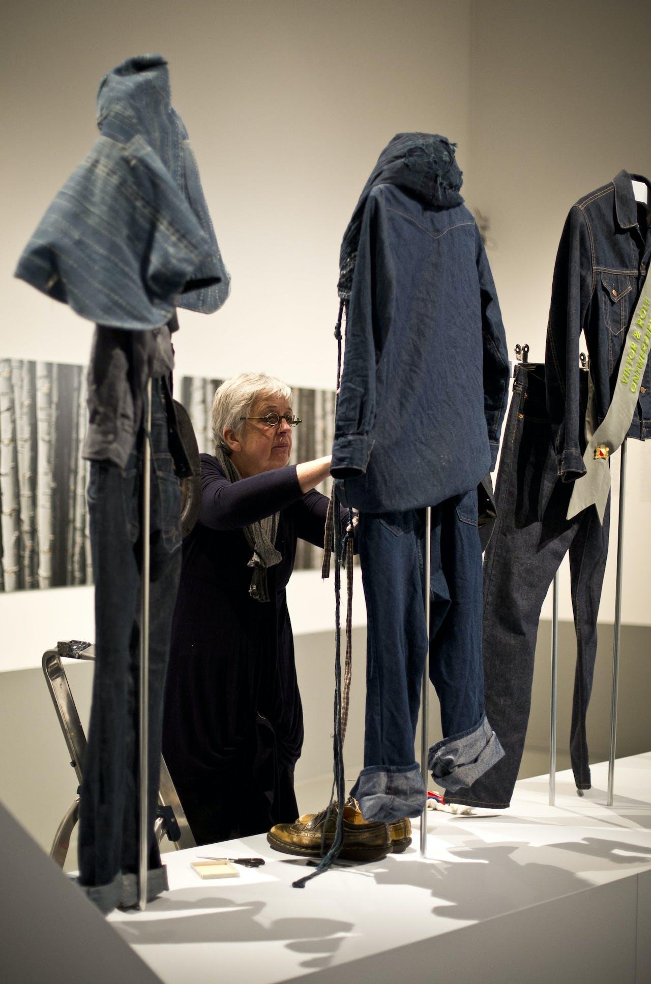 De spijkerbroek bestaat al meer dan 150 jaar. ANP ILVY NJIOKIKTJIEN