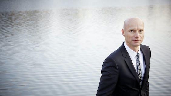 Henk Ovink, de eerste Nederlandse watergezant.