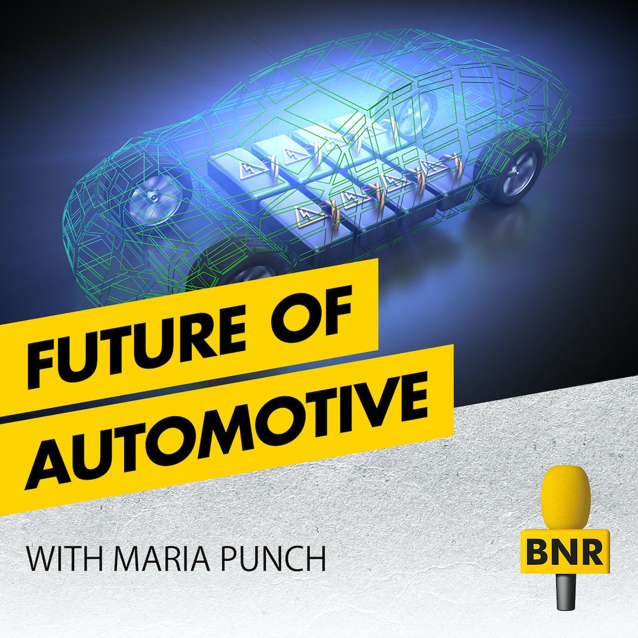 Future of Automotive is a new podcast of BNR Nieuwsradio, focussing on the way our means of transportation will change the coming decades