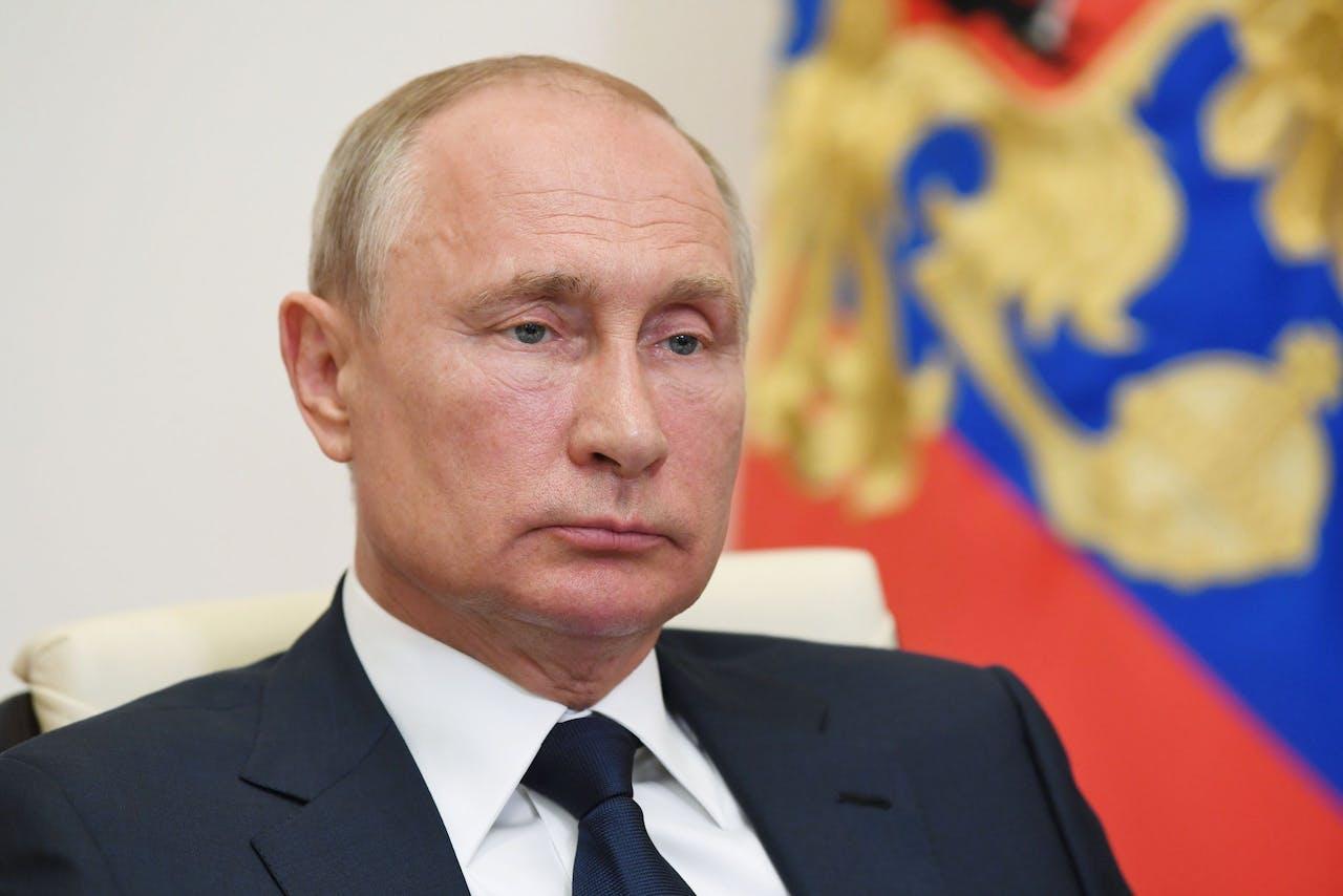 Vladimir Poetin: kiezen tussen economie of welzijn burgers