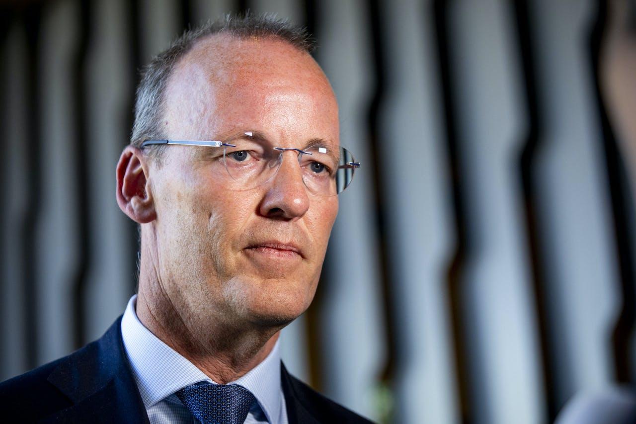 DNB-president Klaas Knot