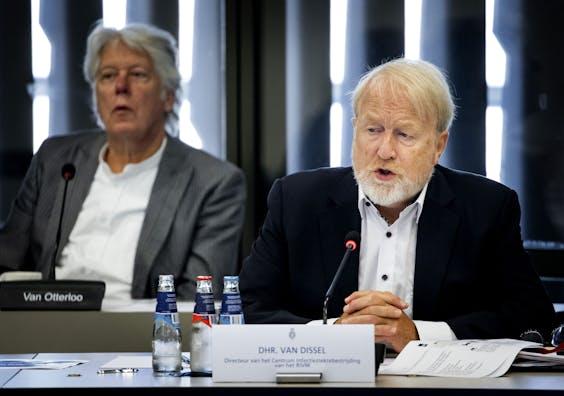 Jaap van Dissel, directeur RIVM