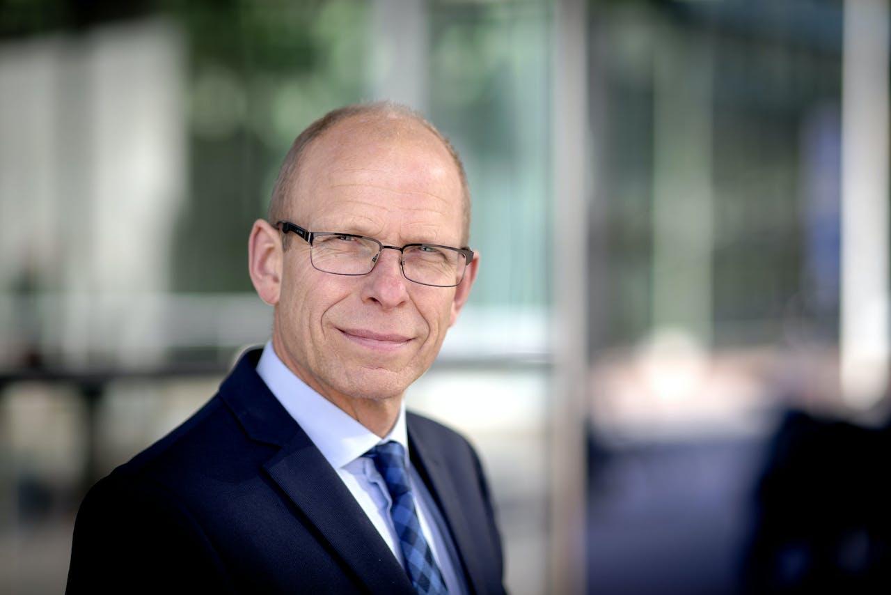Gerrit van der Burg, de topman van het Openbaar Ministerie. ANP SANDER KONING