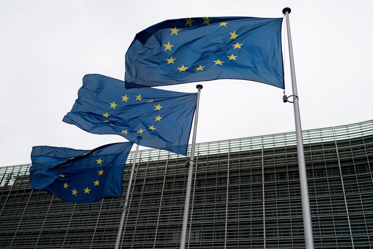 De Europese Commissie in Brussel