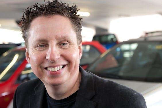 Gerard Tertoolen, verkeerspsycholoog en één van de juryleden van Spitsbrekers