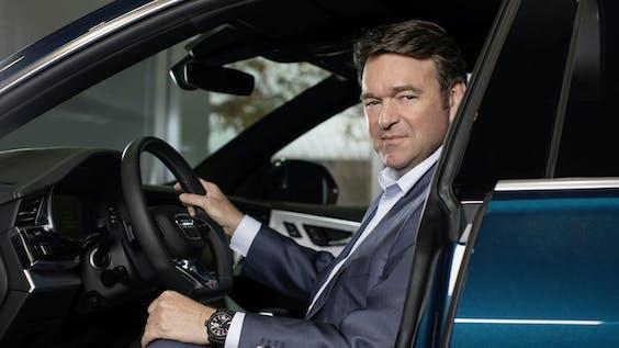 Bram Schot, CEO van Audi