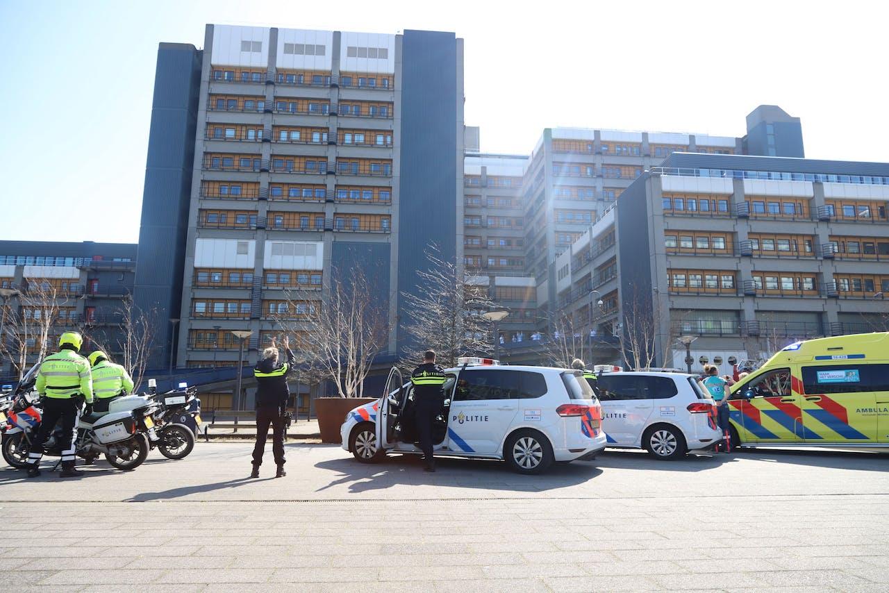 Het Leids Universitair Medisch Centrum (LUMC).