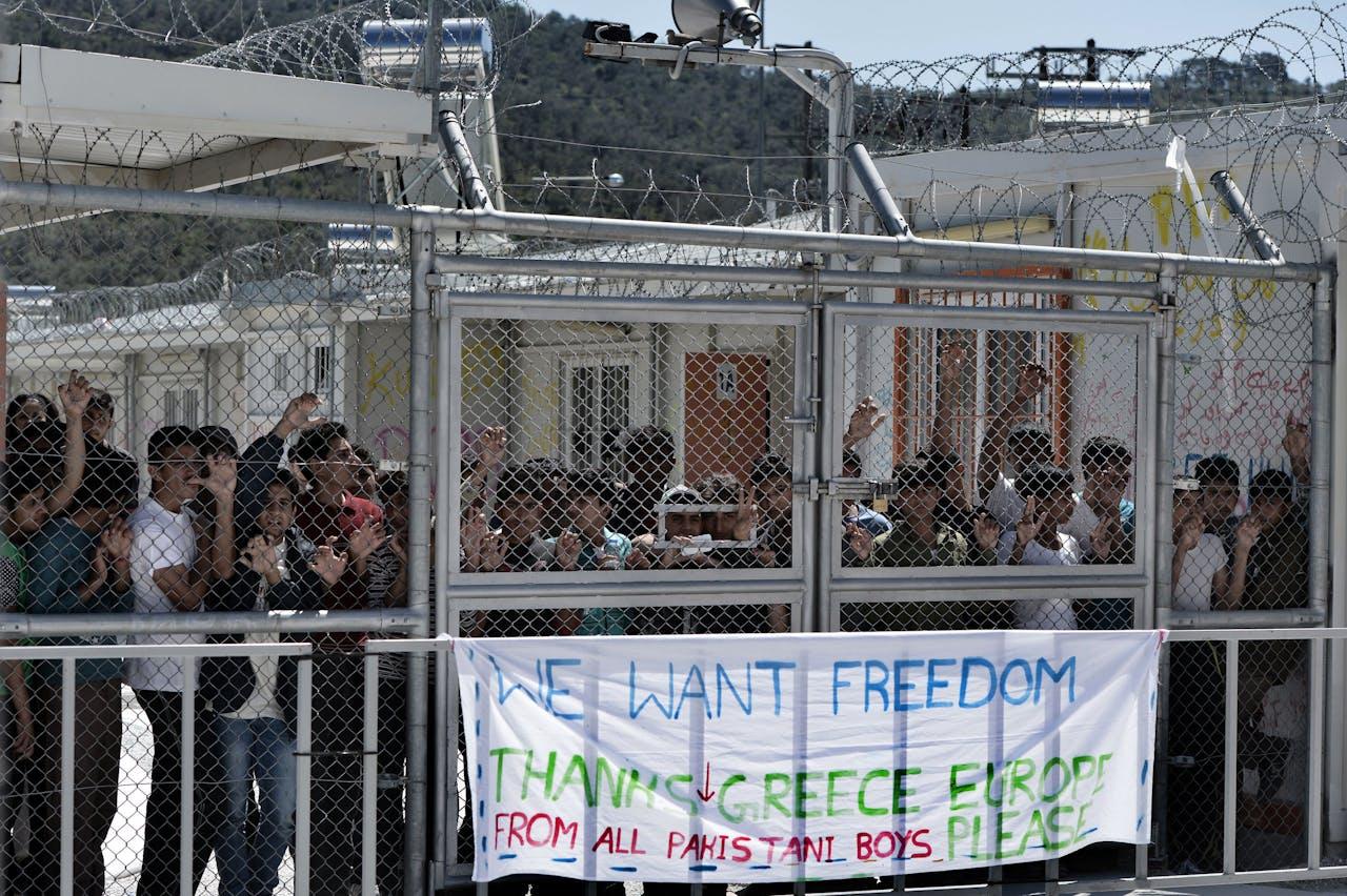 (Foto: ARIS MESSINIS / AFP)