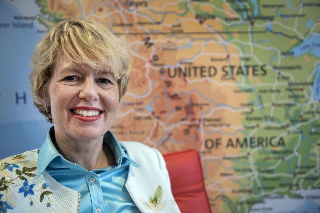Elske Doets, directeur-eigenaar van Jan Doets Reizen.