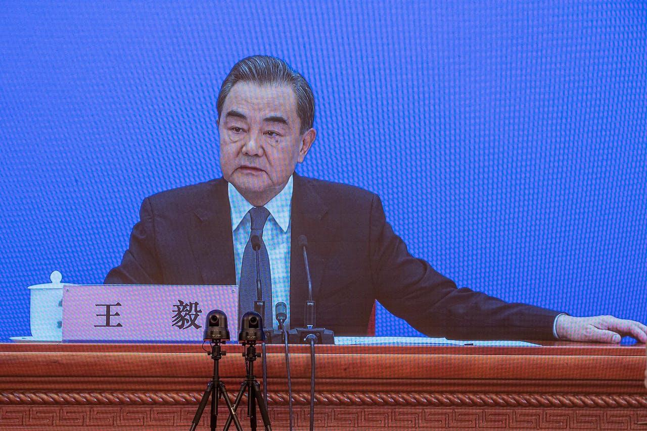 Minister Wang Yi