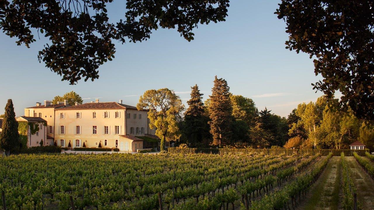 Een luxe landhuis in Italië, aangeboden op de site van Airb&b Luxe