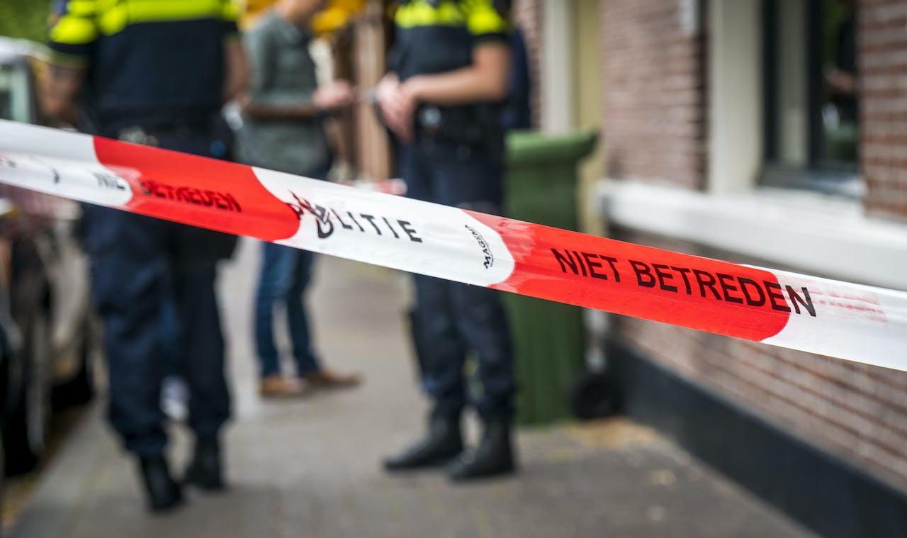 Politieafzetting