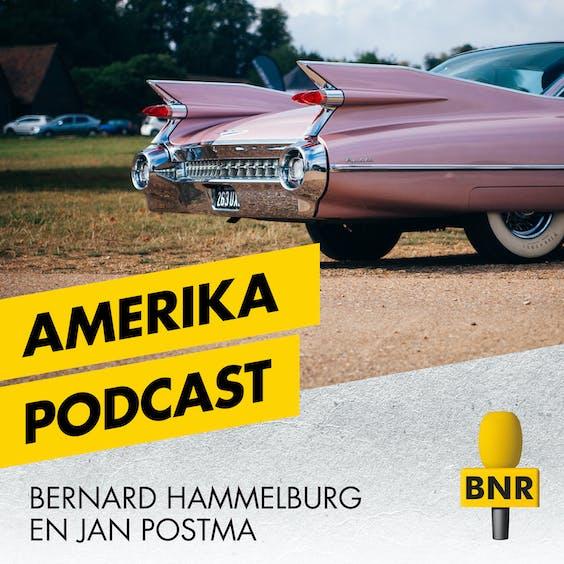 De Amerika Podcast is een tweewekelijkse serie van journalisten Jan Postma en Bernard Hammelburg.