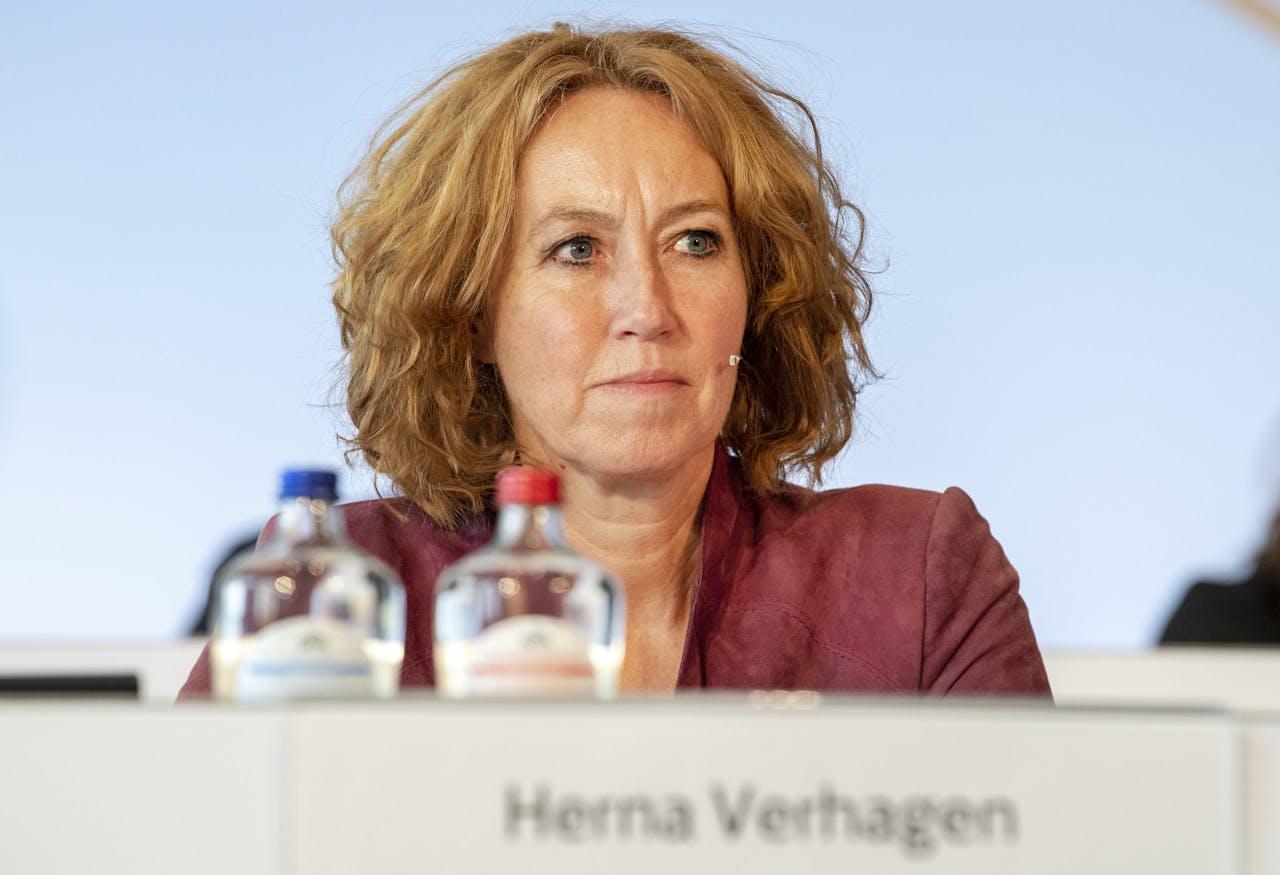 Herna Verhagen van PostNL