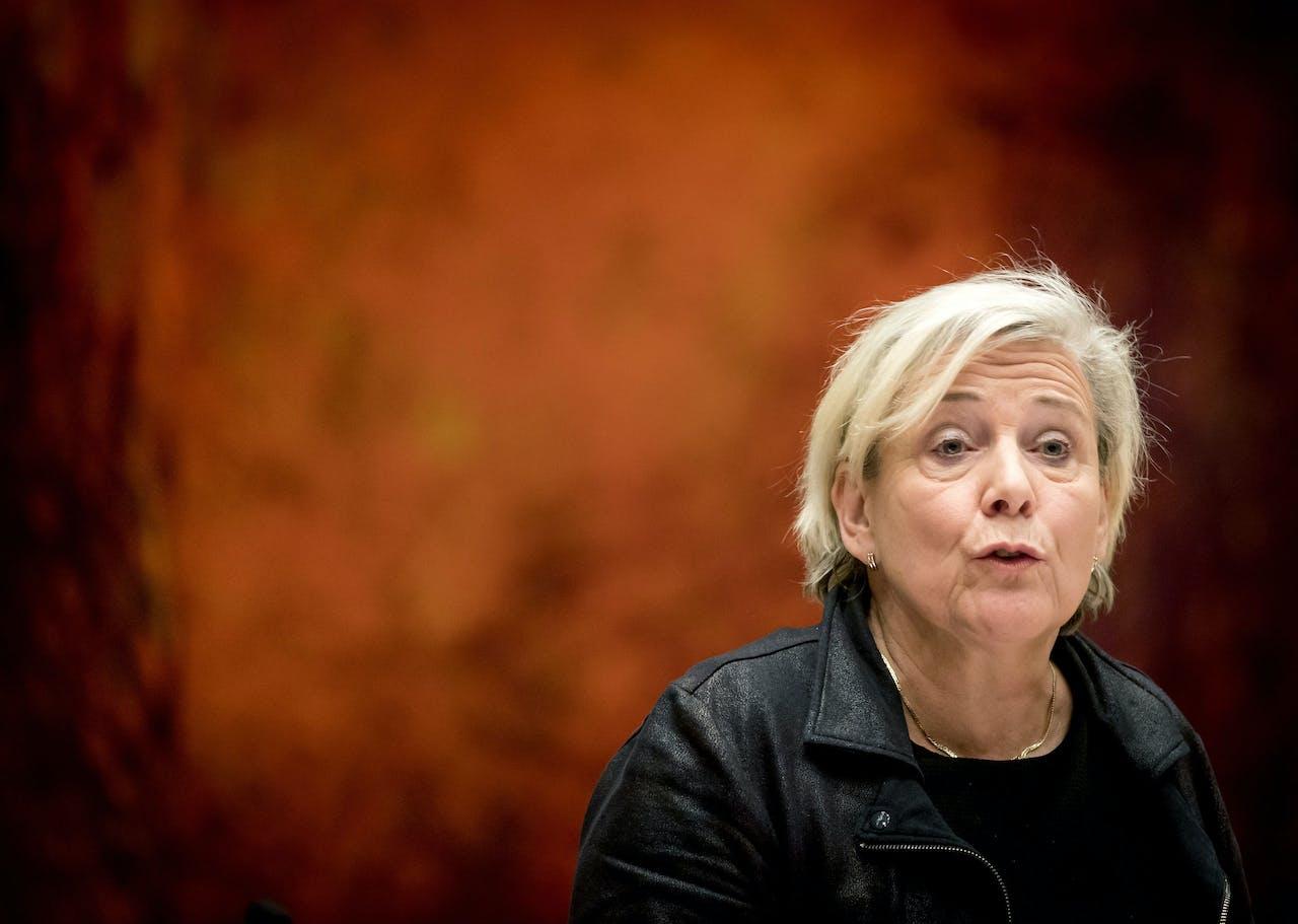 Ank Bijleveld, minister van Defensie
