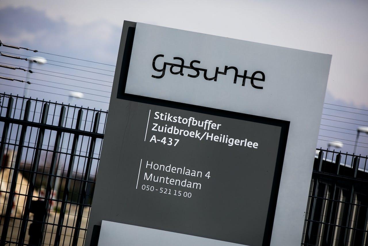 Gasunie levert de Staat veel geld op.