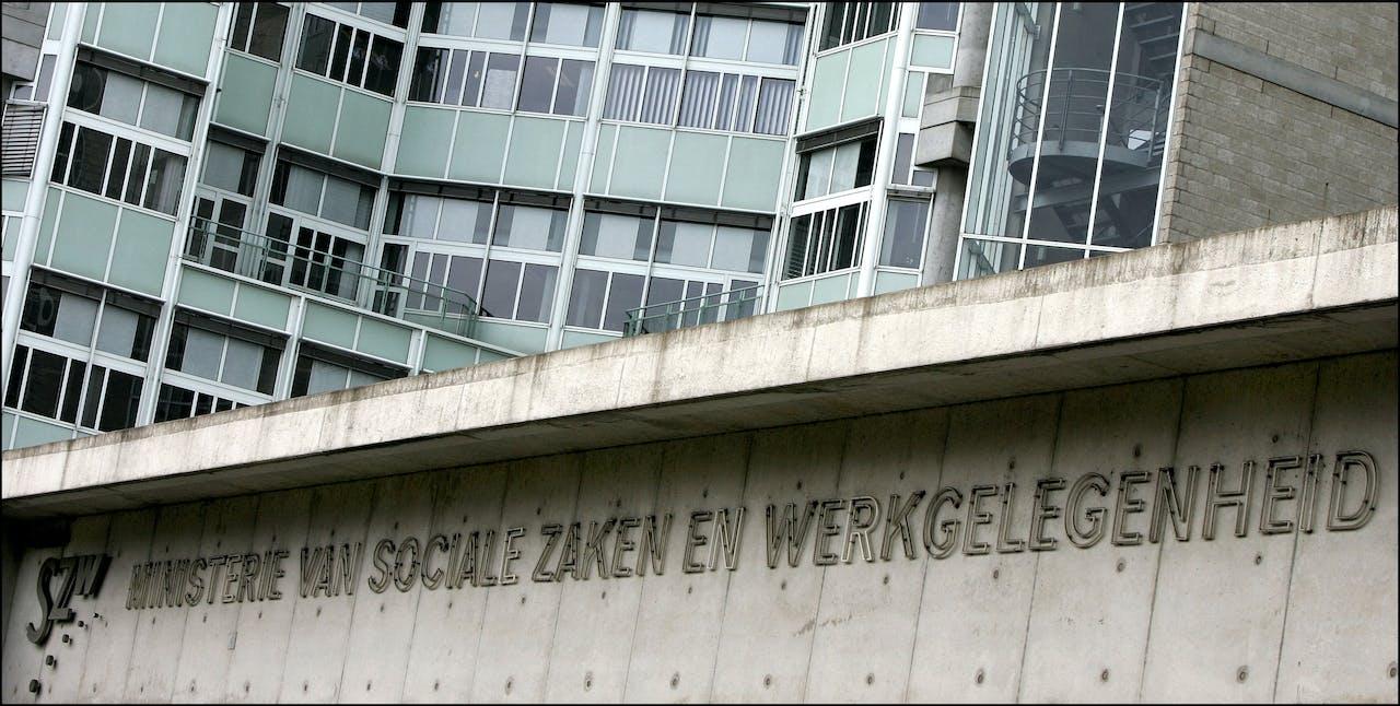 Den Haag Ministerie van Sociale Zaken en Werkgelegenheid