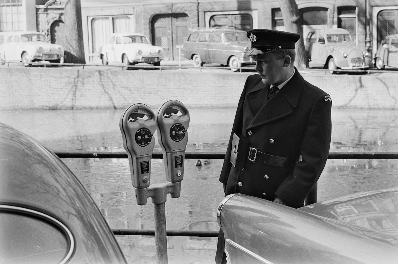 Parkeren in 1964