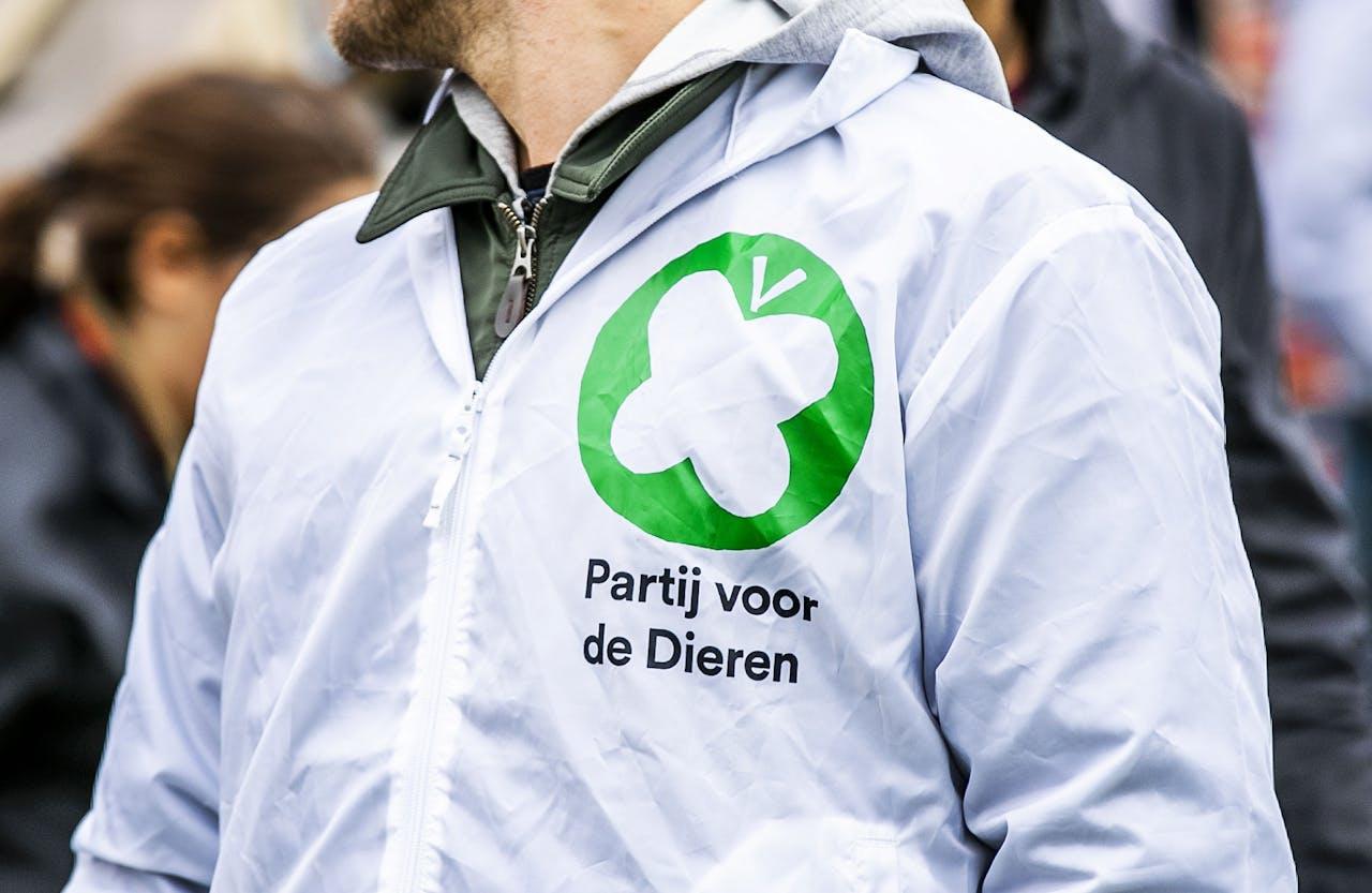 Logo van Partij voor de Dieren
